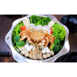 image of Hokkaido King Crab Steamboat for 3-4 People