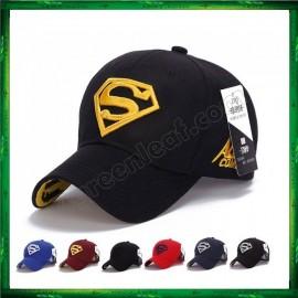 image of Men Women Unisex Sport Cap Snapback Hat Superman