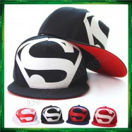 image of Superman Big S Snapback Cap Hats For Men Women
