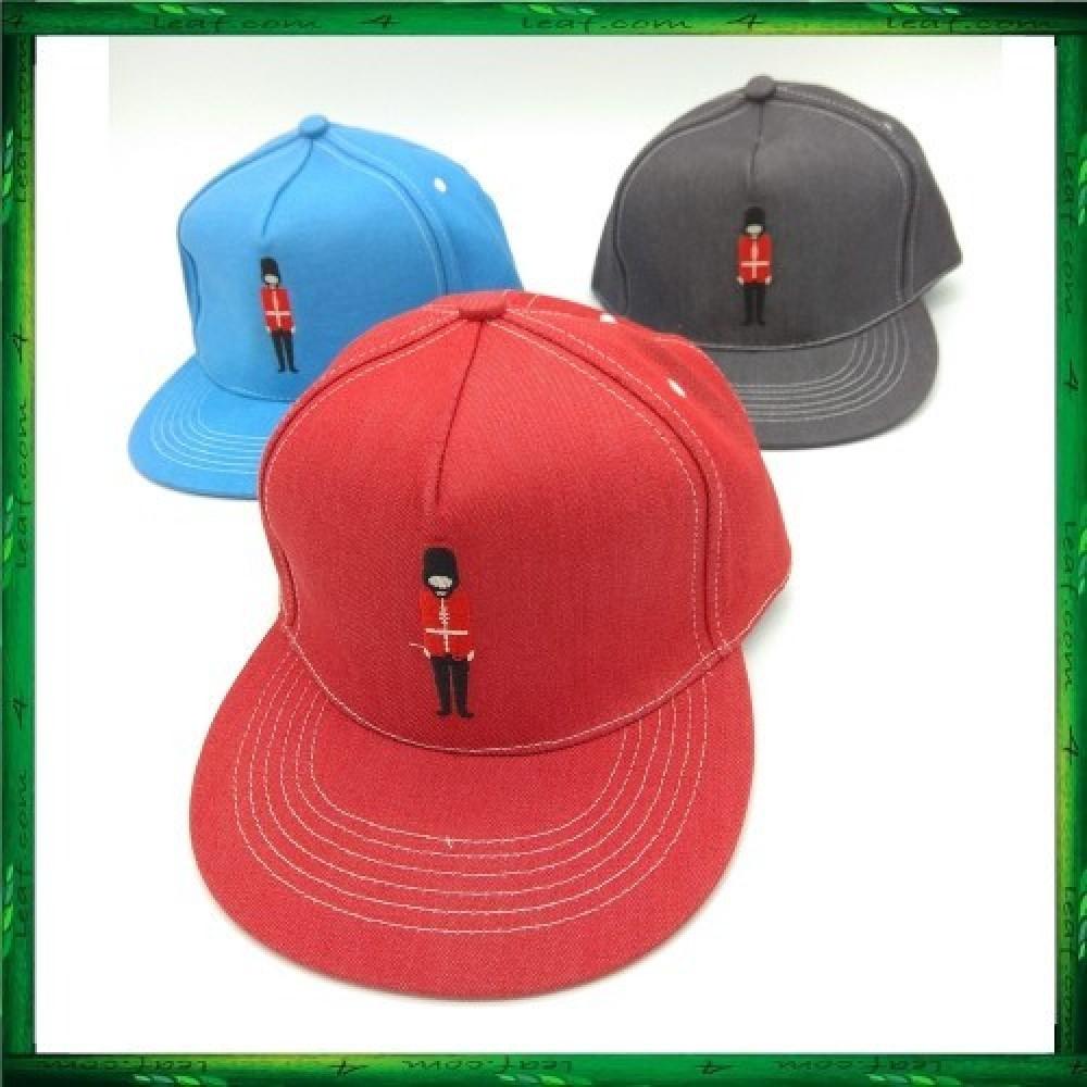 Men Women Soldier Cap Snapback Hat