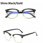 Computer Eye Strain Reduction Anti Blue Light Glasses Spectacles UV400 Design C