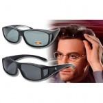 Polarized Fit Over Overlap Sunglasses (UV400) SFO Cermin Mata