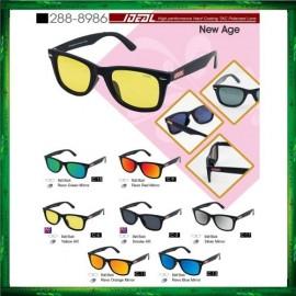 image of Ideal 288-8986 Polarized Lens Women Men Sunglasses