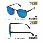 Work Eyewear Stainless Steel Otter 801 Screwless Light Polarized Sunglasses