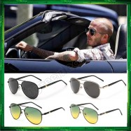image of MB 209 AVIATOR POLARIZED SUNGLASSES ANTI GLARE