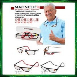 image of 4GL MAGNETIC+ Expandable Ultraconvenient Reading Glasses C07-050006