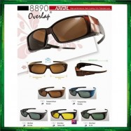 image of 4GL IDEAL 8890 FitOver Overlap Polarized Sunglasses