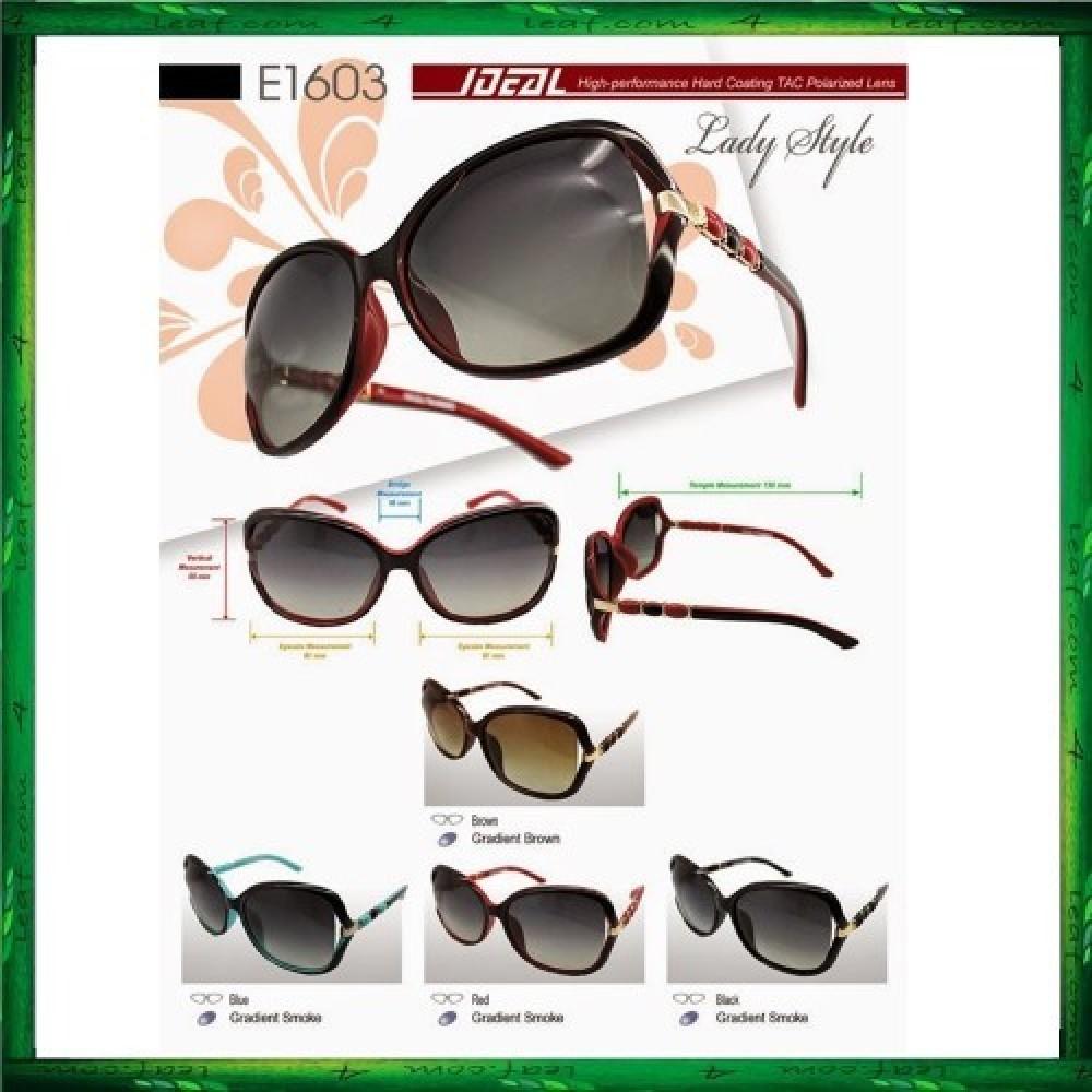 IDEAL E1603 Lady Style Polarized Lens Women Sunglasses