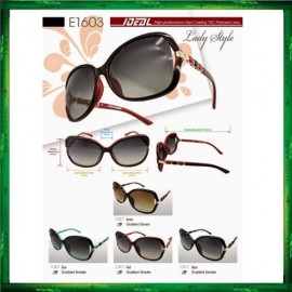 image of IDEAL E1603 Lady Style Polarized Lens Women Sunglasses