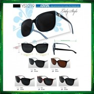 image of IDEAL YS1219 Lady Style Hard Coating Polarized Lens Sunglasses Women