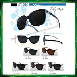 image of IDEAL YS1219 Lady Style Hard Coating Polarized Lens Sunglasses Women