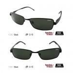 IDEAL 731M Spring Hinge Hard Coating Polarized Lens Sunglasses