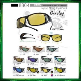 image of IDEAL 8804 Polarized Overlap Sunglasses