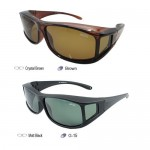 IDEAL 8804 Polarized Overlap Sunglasses