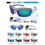 IDEAL 8888 Sports Polarized Sunglasses (Adjustable Leg)