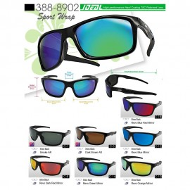 image of 4GL Original IDEAL Jupiter Polarized Sunglasses Sport Driving Casual 8902