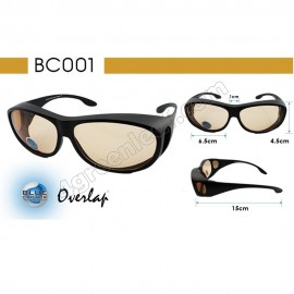 image of IDEAL Computer Anti Blue Light Fit Over Glasses Computer Reduction