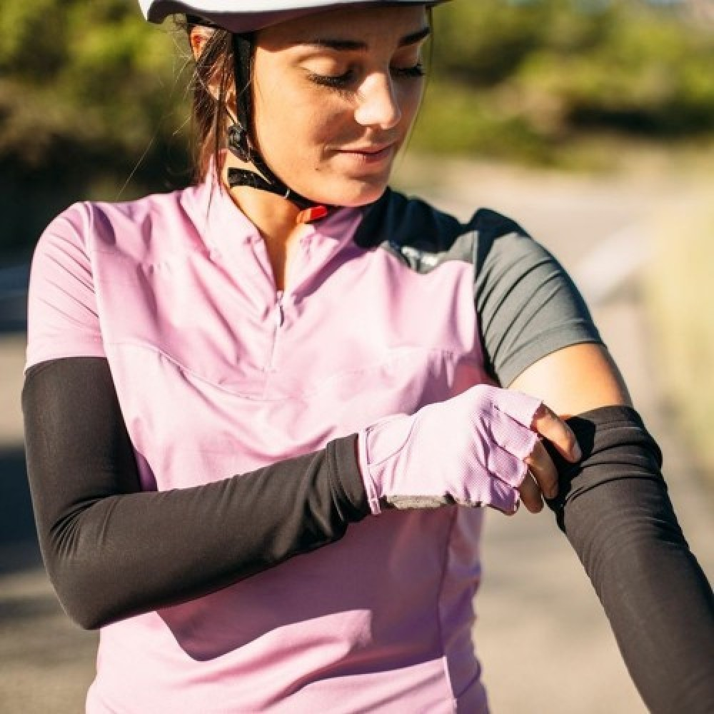 Outdoor Sports Cycling Breathable Arm Sleeves