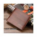 Baellerry DR002 Top Quality Men Short Wallet Wallets Leather Purse