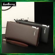 image of Baellerry Handphone Men Women Wallet Long Purse Leather SW004 SW005