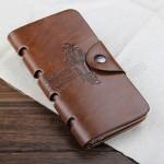 Baellerry Men Women Wallet Long Purse Leather COK40