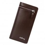 image of 4GL BAELLERRY Men Wallet Purse Long Wallet Bag Dompet 333