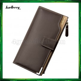 image of 4GL Baellerry Men Women Wallet Long Purse Leather C1283