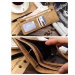 Baellerry Men Wallet Short Purse Leather D3286