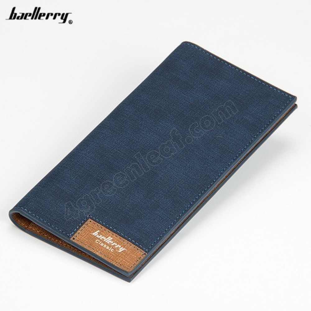 Baellerry Canvas Premium long Wallet Wallets Purse 13855-3