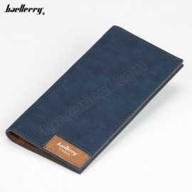 image of Baellerry Canvas Premium long Wallet Wallets Purse 13855-3