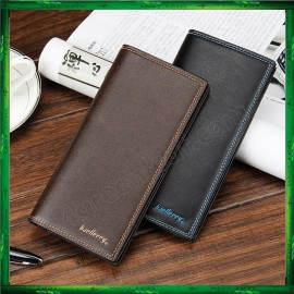 image of BAELLERRY R579-3 STYLISH LONG WALLET PURSE - 11 CARD SLOTS