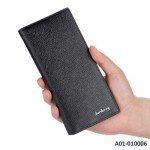 4GL BAELLERRY Men Women Long 0.5cm Slim Wallet Purse Dompet 3027
