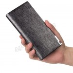 Baellerry BLR3031-3 Long Wallet Designer Purse Men Wallet Card Holder