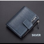 4GL BAELLERRY Men Women Wallet Short Purse Leather 13840-2