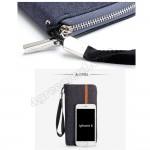 Baellerry Canvas Premium long Wallet Wallets Purse S1523