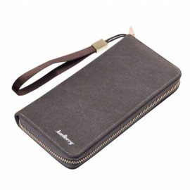 image of Baellerry Canvas Premium long Wallet Wallets Purse S6032