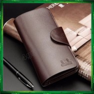 image of Baellerry C0033 Long Wallet Designer Purse Men Wallet Card Holder