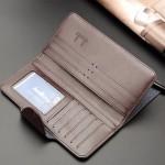 Baellerry C0033 Long Wallet Designer Purse Men Wallet Card Holder