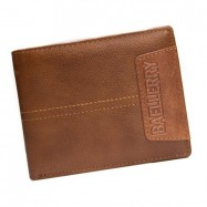image of 4GL BAELLERRY Leather Wallet Men Short Wallet Dompet 208-PA16