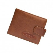 image of 4GL BAELLERRY Leather Wallet Men Short Wallet Dompet 208-PA22