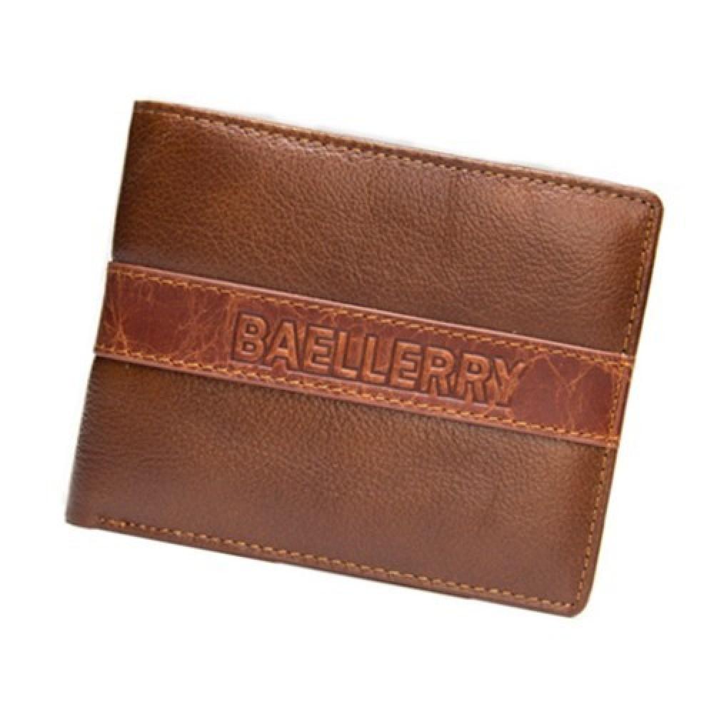 4GL BAELLERRY Leather Wallet Men Short Wallet Dompet 208-PA24 eaf96c586f