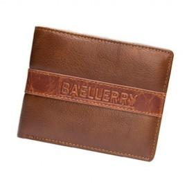 image of 4GL BAELLERRY Leather Wallet Men Short Wallet Dompet 208-PA24
