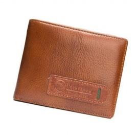 image of 4GL BAELLERRY Leather Wallet Men Short Wallet Dompet 208-PA20