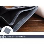 4GL BAELLERRY Men Women Wallet Short Purse Dompet D1166 Cross
