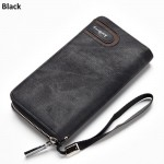 4GL Baellerry Premium Leather long Wallet Purse S1514