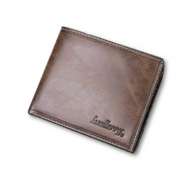 image of 4GL BAELLERRY Men Women Short Wallet Purse Dompet D1301