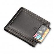 image of 4GL BAELLERRY Men Short Wallet Wallets Leather Purse Dompet D2361