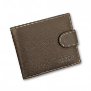 image of 4GL BAELLERRY Men Women Wallet Short Purse Leather Dompet D1303