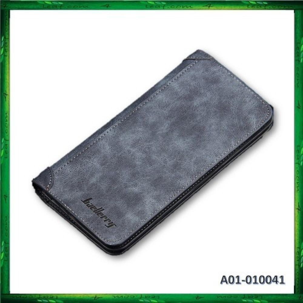 4GL Baellerry C1133 Unisex Men Long Wallet Purse Card Holder