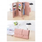 4GL Fashion Lady Purse Wallet Wallets Big Capacity 8M298